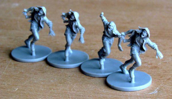 Zombicide - miniatury
