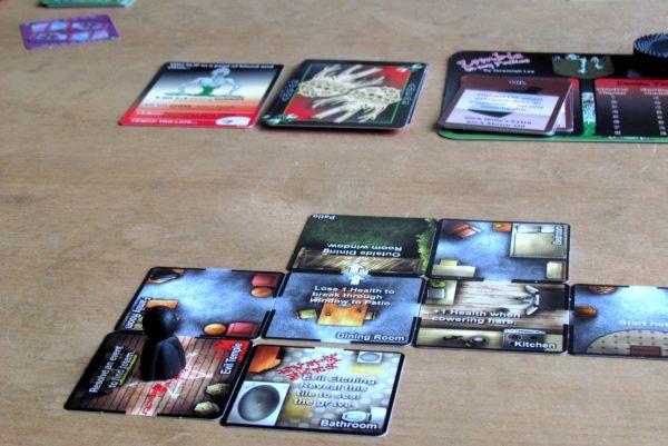 Zombie in my Pocket - rozehraná hra
