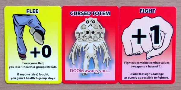 Zombie in my Pocket - karty