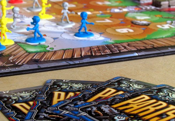 Zombies: Keep Out - připravená hra