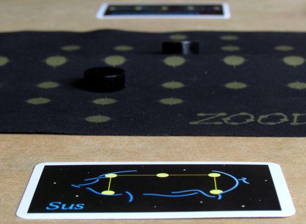 Zoodaik - připravená hra