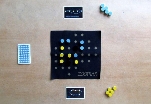 Zoodaik - rozehraná hra