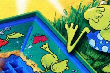 Recenze: Hop Hop Hurá – hop do rybníčku