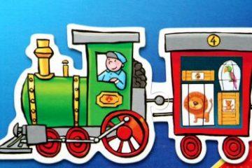 Recenze: Chytrá lokomotiva - pohádka na kolejích