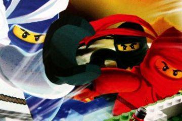 Recenze: Ninjago - ninjové ve hře z LEGA