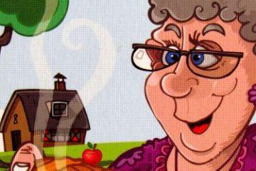 Recenze: Granny Apples – babiččina jablíčka