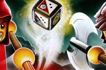 Recenze: HEROICA Draida – dobrodružná zátoka ve hře LEGO