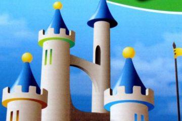 Recenze: SMART Záhadný hrad – postavte pevnost ze dřeva