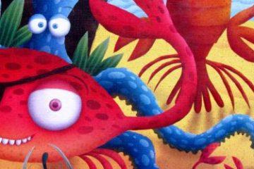 Recenze: Kraby - krabí dýchánek na pláži