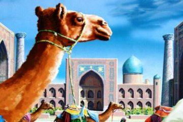 Recenze: Samarkand - velbloudi, písek, svatby