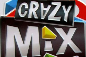 Review: Crazy Mix - colorful madness