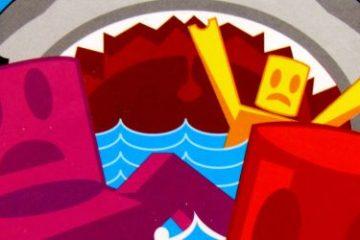 Recenze: Get Bit - hladový žralok útočí