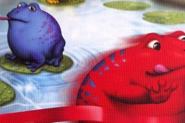 Recenze: Ponder - nejšikovnější žáby na rybníčku