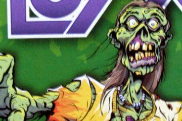 Review: Zombie Fluxx - protect your brains