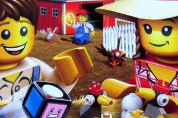 Recenze: Kokoriko – na slepičí farmě z LEGA