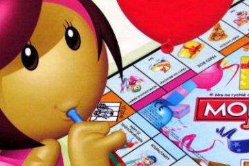 Recenze: Monopoly Junior Party - dárky zdarma pro všechny