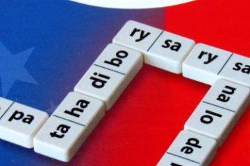 Recenze: Slabiky v dominu - slova z kostiček