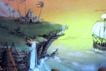 Recenze: Cestovatelské a Dobrodružné hry jako leporelo