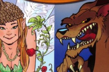Recenze: Vampire Werewolf Fairies - je libo pravou krev?