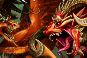 Recenze: Dragon Clash - rozšiřující balíčky Brown Mauler a Silver Channeler