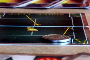 Recenze: Famous Forehand - tenisová hra do kapsy