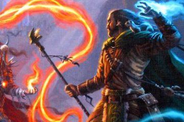 Recenze: Mage Wars - duel dvou mágů vás očaruje