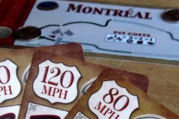 Recenze: Famous 500 - závodní hra s devíti kartami