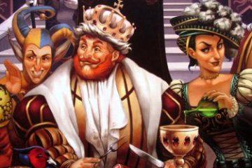 Recenze: Das Letzte Bankett - vražedná hostina