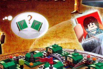 Recenze: Hobit Neočekávaná cesta - desková hra LEGO