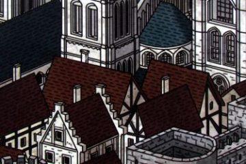 Recenze: Tournay - opravte město a ještě vyhrajte