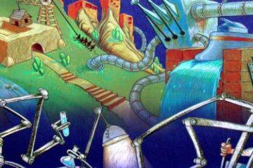 Recenze: Legacy - Gears of Time - kola osudu se otáčí