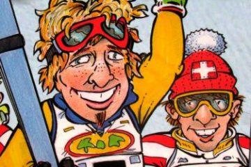 Recenze: Slalom - hurá na sjezdovku