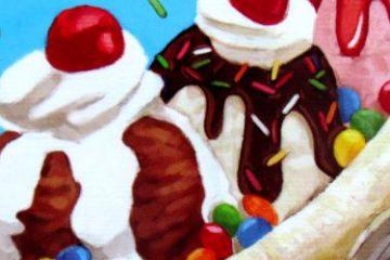 Recenze: Banana Split Card Game - udělejte si pořádný zmrzlinový pohár