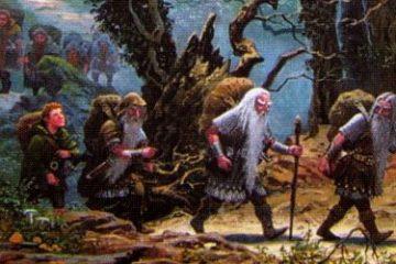 Recenze: Hobbit karetní hra - dobří trpaslíci se vracejí