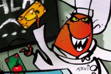 Recenze: Švábí salát - dobrota na večeři