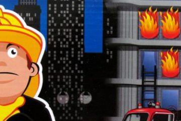 Recenze: SMART Games Tower of Logic Inferno - požárníci musí přemýšlet