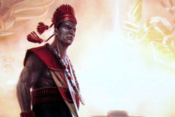 Recenze: Aztlán - potomci zvířecích bohů
