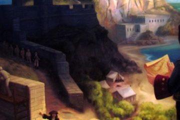 Recenze: Island Fortress - osamělá pevnost