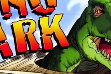 Recenze: Dino Park - ulovte si svého dinosaura