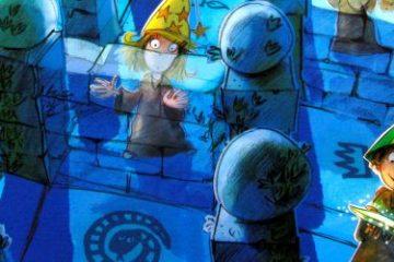 Recenze: Magický labyrint - neviditelné bludiště