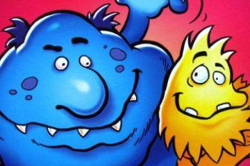 Recenze: Mnoho monster - přemýšlivé příšerky