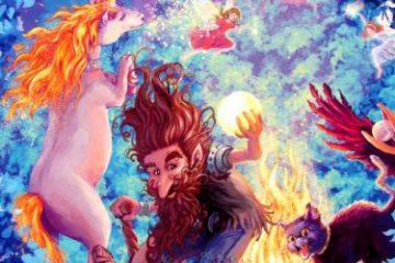 Recenze: Nacht der magischen Schatten - tajemné noční divadlo