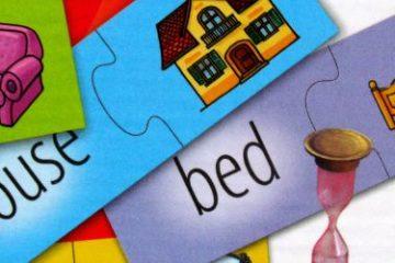 Recenze: Spojuj slůvka v angličtině - jídlo a dům