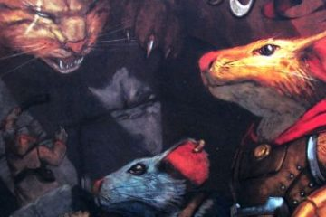 Recenze: Mice and Mystics - myší dobrodružství