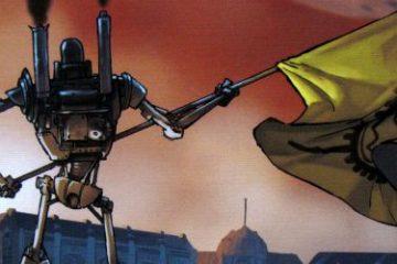 Recenze: Steam Noir Revolution - když začne revoluce, kde budete stát?