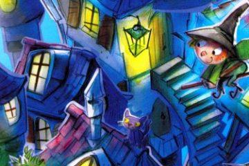 Recenze: Věž čarodějnic - magnetické závody