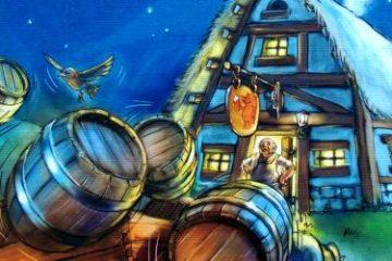 Recenze: Polterfass - jak to vypadá, když hostinskému dojde pivo