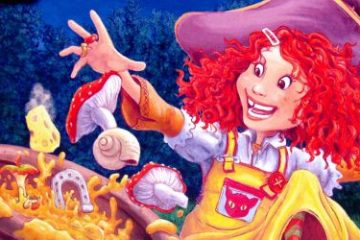 Recenze: Schusselhexe - nešikovná čarodějnice bez kotlíku