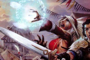 Recenze: Pathfinder ACG Rise of the Runelords - hra, která našla CESTU
