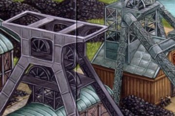 Recenze: Coal Baron - černá hornická práce